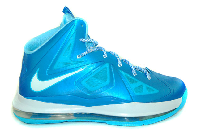 Nike LeBron X GS Wind Chill 543564-400