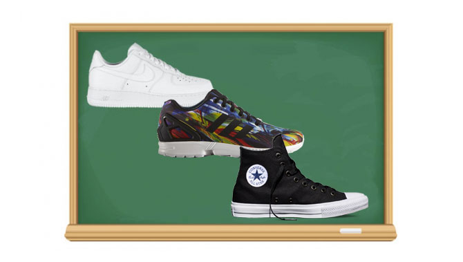 Fight The Hype: 10 Affordable Back to School Sneakers For