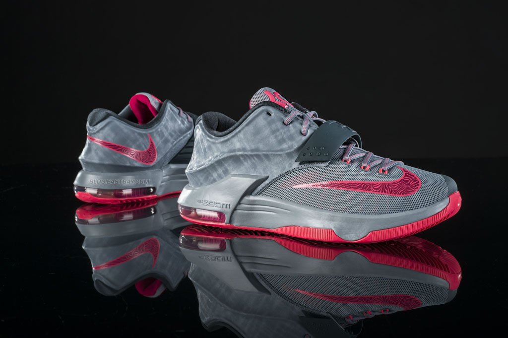 new styles 05c4b f2f9e Nike KD 7 'Calm Before the Storm' Releasing at Eastbay | Sole Collector