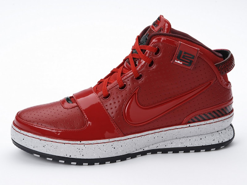 1st lebron shoes