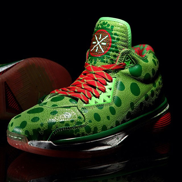 Li-Ning Way of Wade 2 Christmas (1)