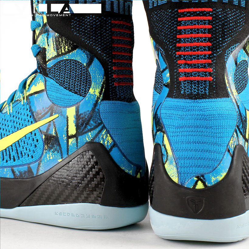cdbcfd21ab5 Nike Kobe 9 Elite From a New Perspective