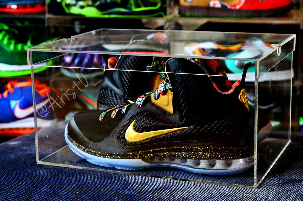 Spotlight // Pickups of the Week 6.2.13 - Nike LeBron 9 Watch the Throne by Drastic