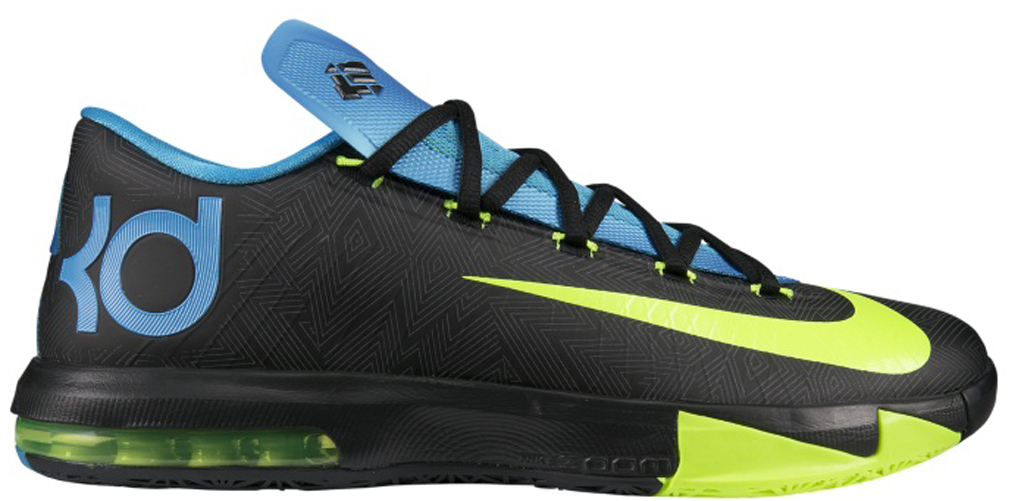 separation shoes ff785 82e4c Nike KD VI  The Definitive Guide to Colorways   Sole Collector