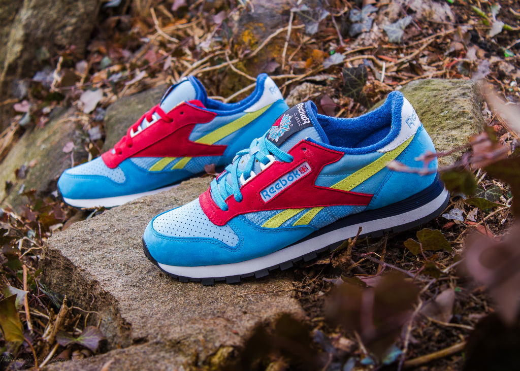 Packer Shoes x Reebok Classic Leather Aztec (3)