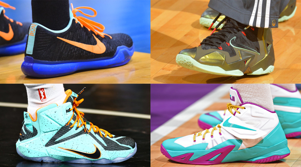 #SoleWatch: The 30 Best Sneakers Worn In The First Round of the WNBA Playoffs