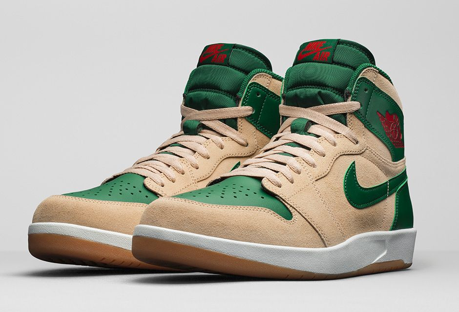 5846b1f00583 The Most Unlikely NBA Team Inspired This Colorway of the Air Jordan ...
