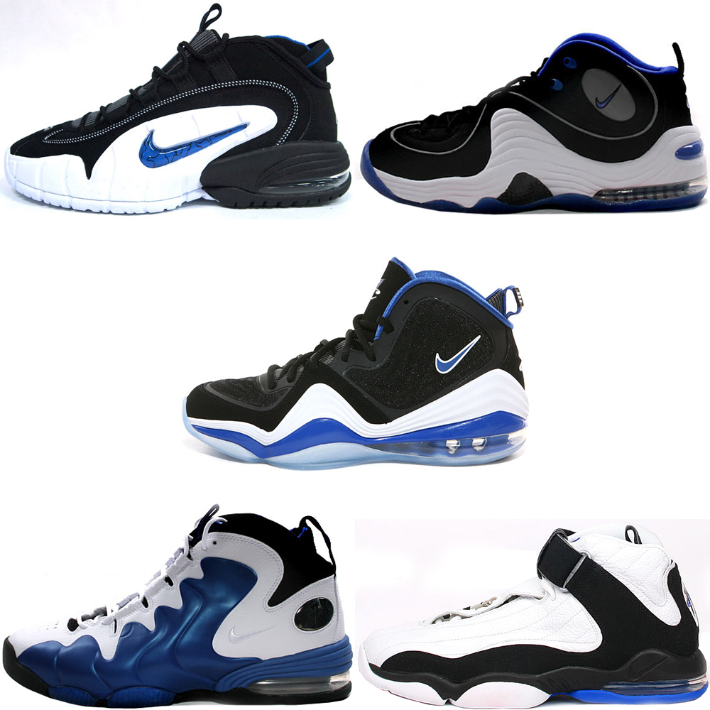 The Nike Air Penny By The Numbers | Sole Collector