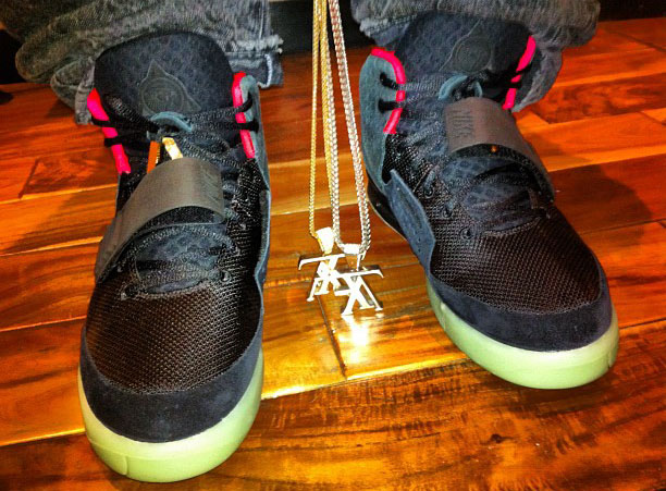 Nike Air Yeezy II 2 All Day