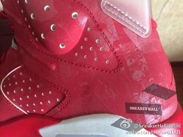 Air Jordan VI 6 Manga Slam Dunk 717302-600 (3)