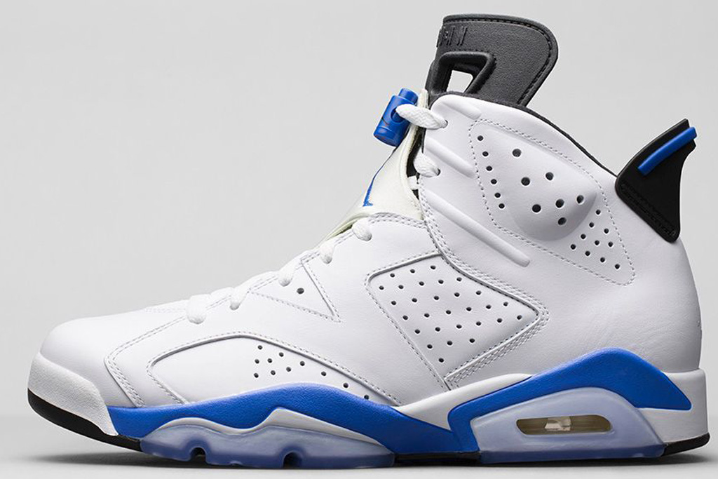 88e7ca68efdb Air Jordan 6  The Definitive Guide to Colorways