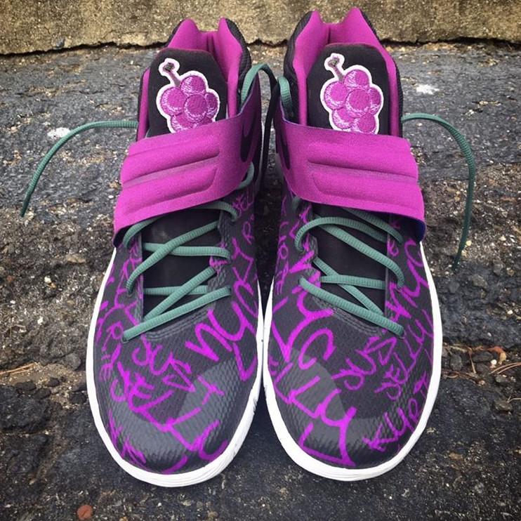 Nike Kyrie 2 Grape Jelly