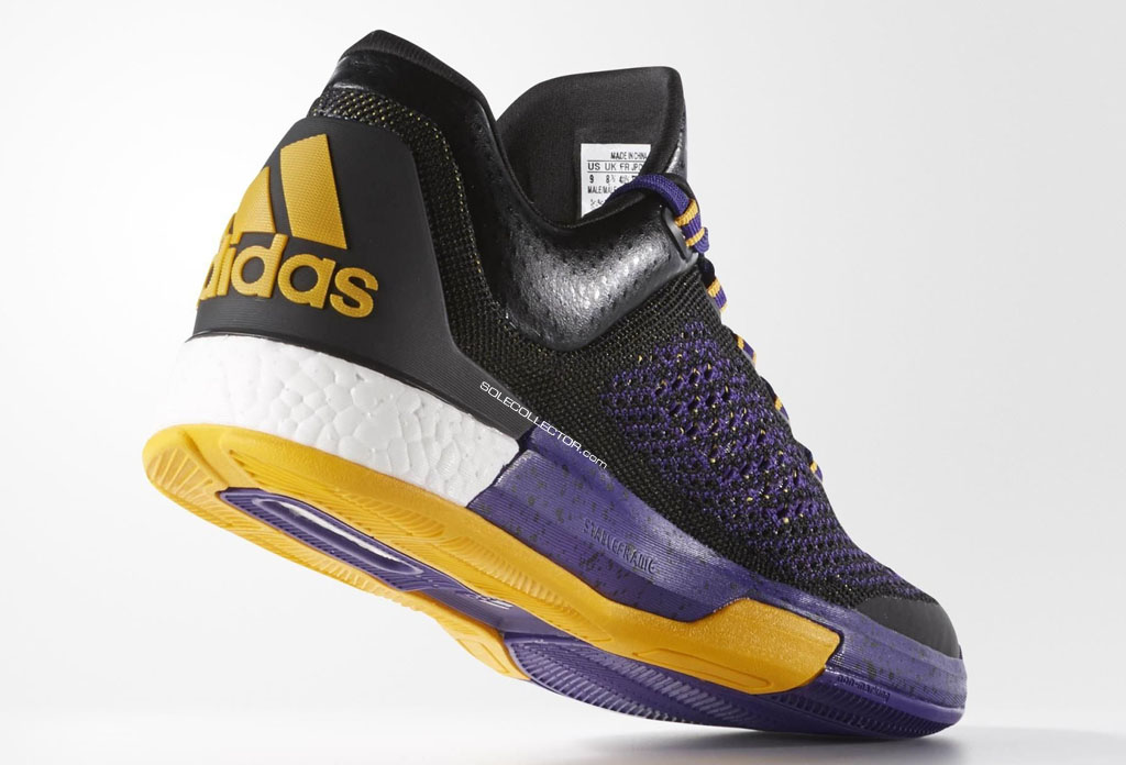 b55754bab42 Jeremy Lin's adidas Crazylight Boost 2015 PE | Sole Collector
