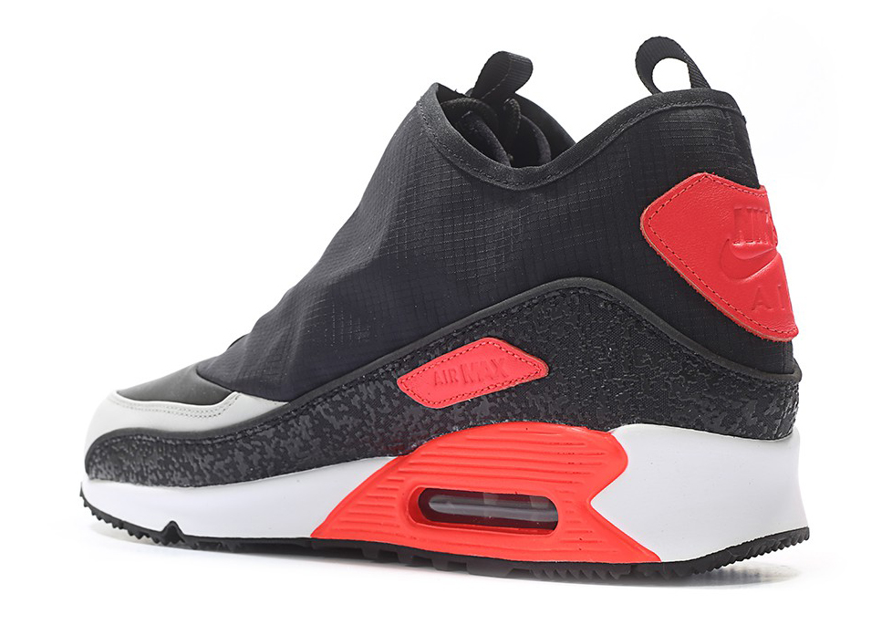 Nike Air Max 90 Utility Infrared Medial