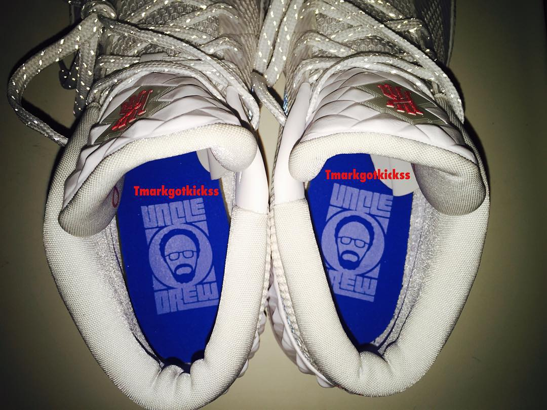 huge selection of 8541d 69ae3 discount code for kyrie 2 uncle drew nikeid b4e0a e20b1