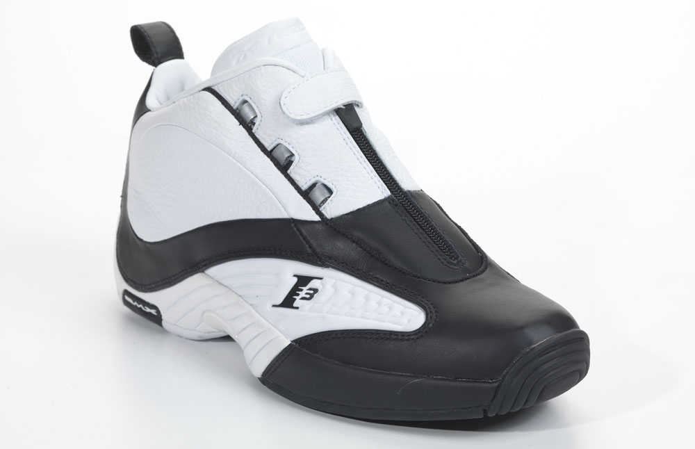 Reebok Answer IV 2012 White Black (2)