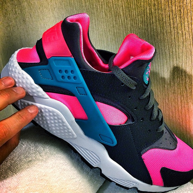 Riff Raff Picks Up Nike Air Huarache Hyper Pink