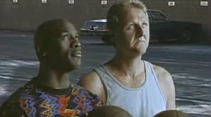 2ab51adc2d2 How Michael Jordan's Stubbornness Made the 'Nothing But Net' Air ...