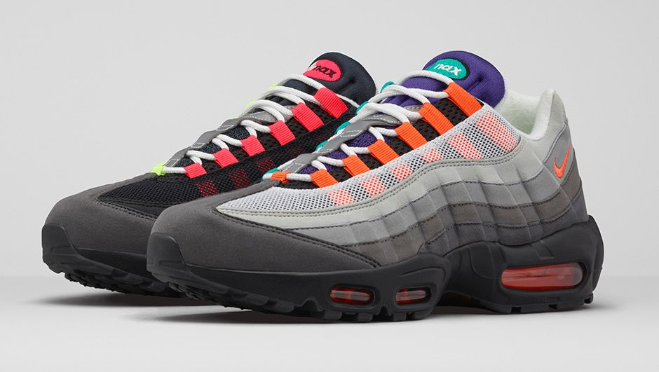 timeless design 44175 49911 It s Okay to Get Greedy with This Nike Air Max 95