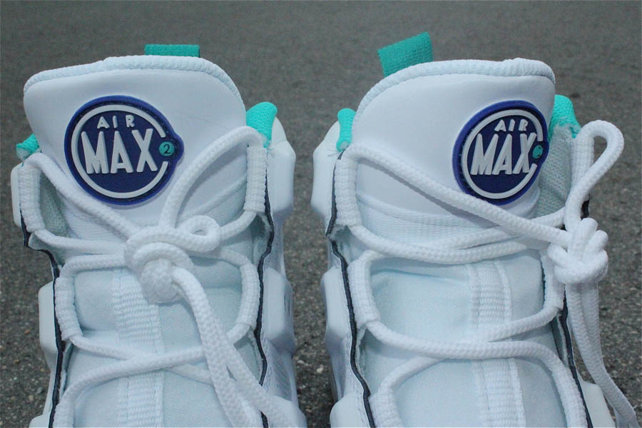 Nike Air Max Barkley White Deep Royal New Green 488119-143 (2)