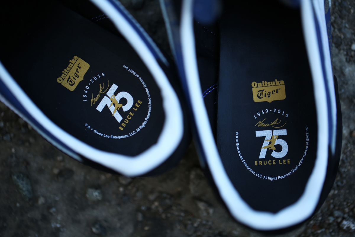 BAIT and Onitsuka Tiger Pay Tribute To Bruce Lee's Jeet Kune Do