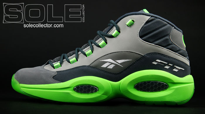 Sole Collector x Honda Fit x Reebok Question Design Contest