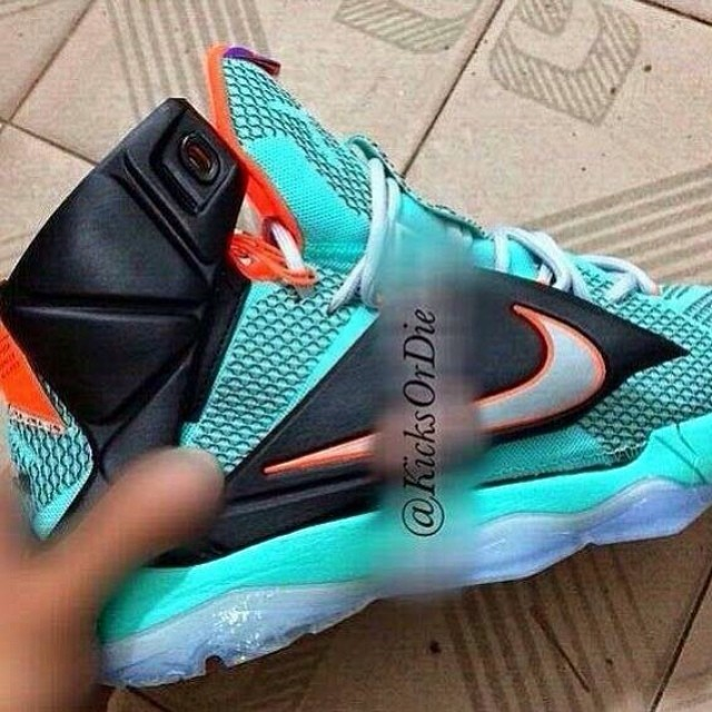Nike LeBron 12 First Look | Sole Collector