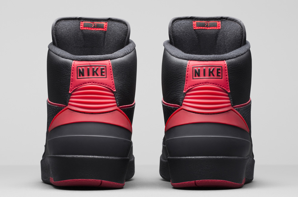 What an Air Jordan 2 PE for Michael Jordan Would Have Looked Like in ... a16bfdf83121