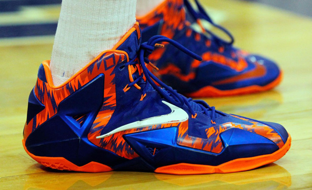 Are Signature Sneakers the New Team Sneakers in College Basketball ...