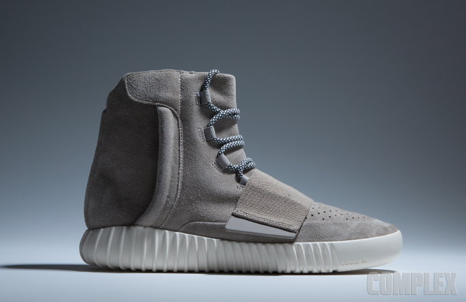 super popular b3c8c 35666 Your Best Look Yet at the Kanye West adidas Yeezy 750 Boost ...