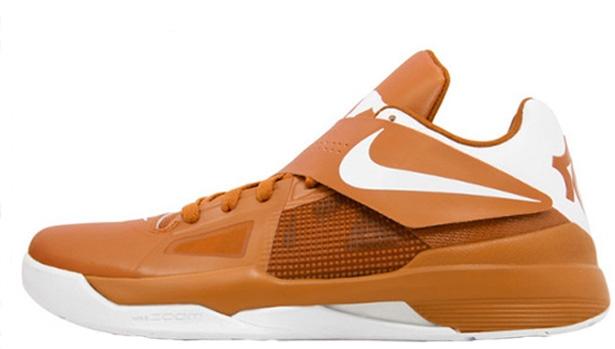 Nike KD 4 Texas