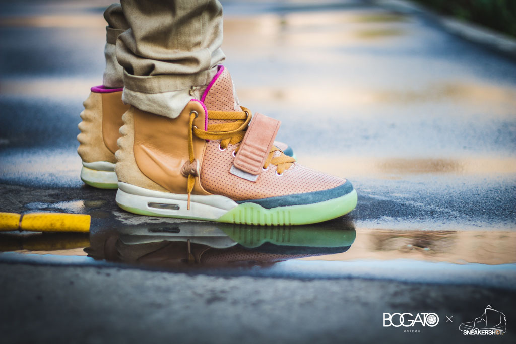 Nike Air Yeezy 2 'Net' by Maggi (3)