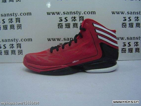 adidas adiZero Crazy Light 2 Scarlet White Black G59482 (1) 6320703fa7