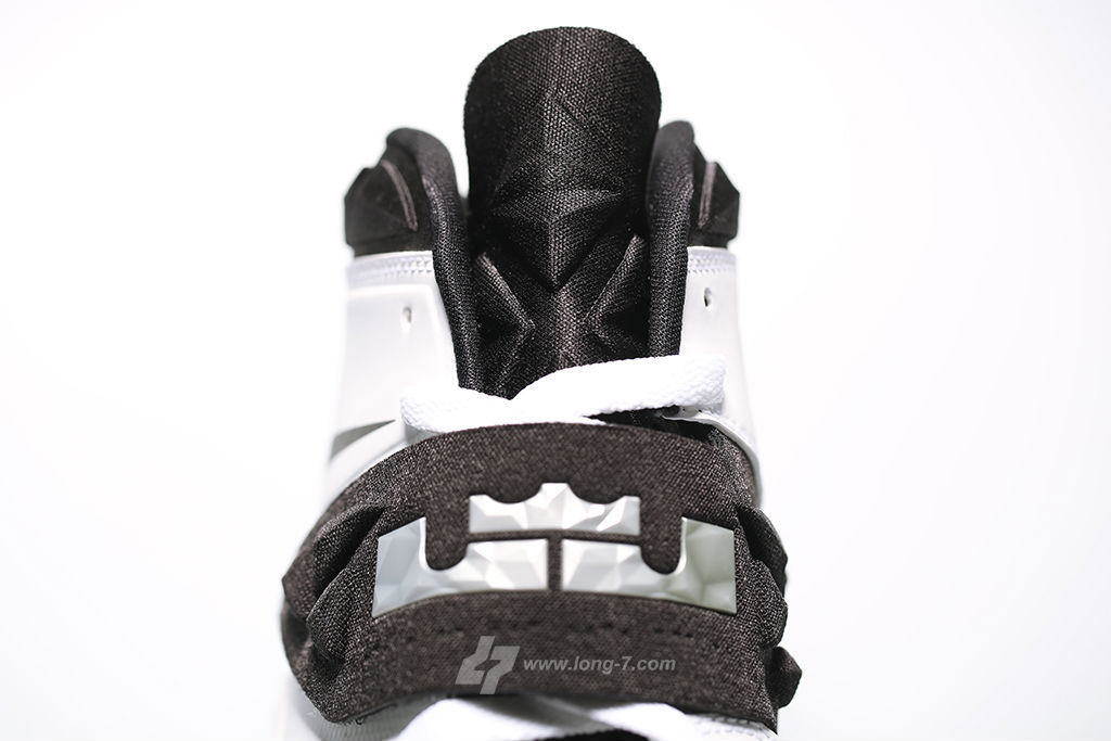 Nike Zoom Soldier VII 7 White/Black-Metallic Silver (10)