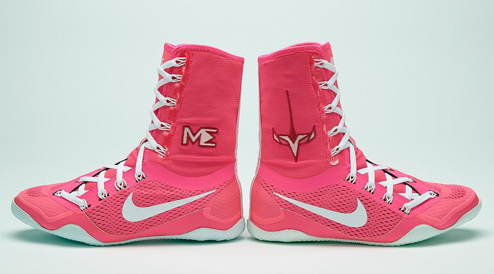 Tobie Hatfield Creates Nike s First Women s Boxing Boot  91af18516