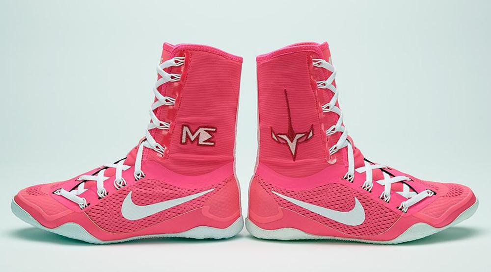 boxing boots women nike
