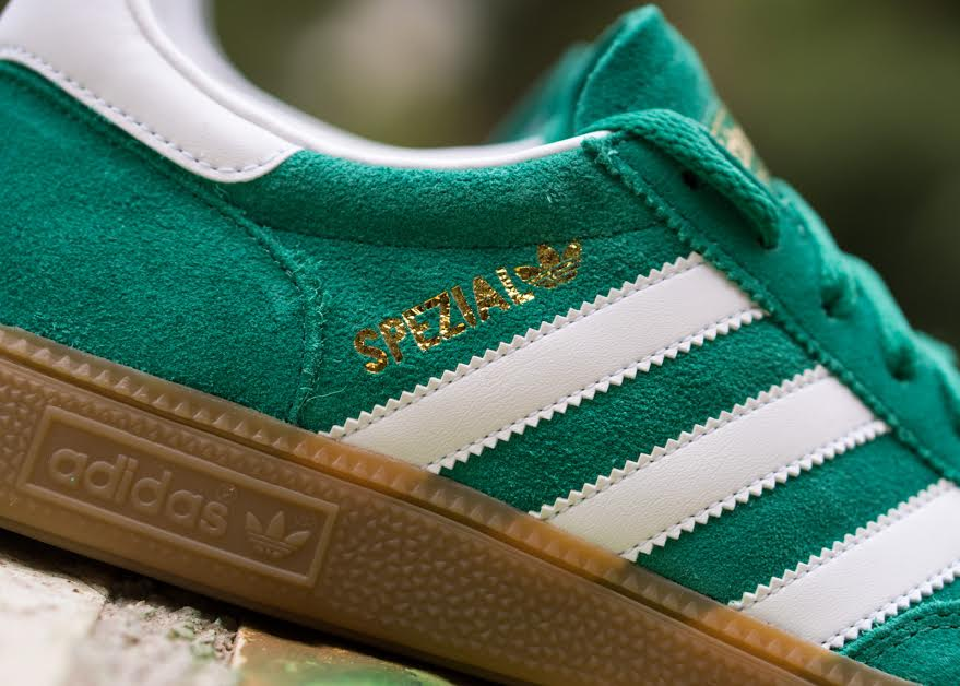 Adidas Spezial Bold Green Side S81822
