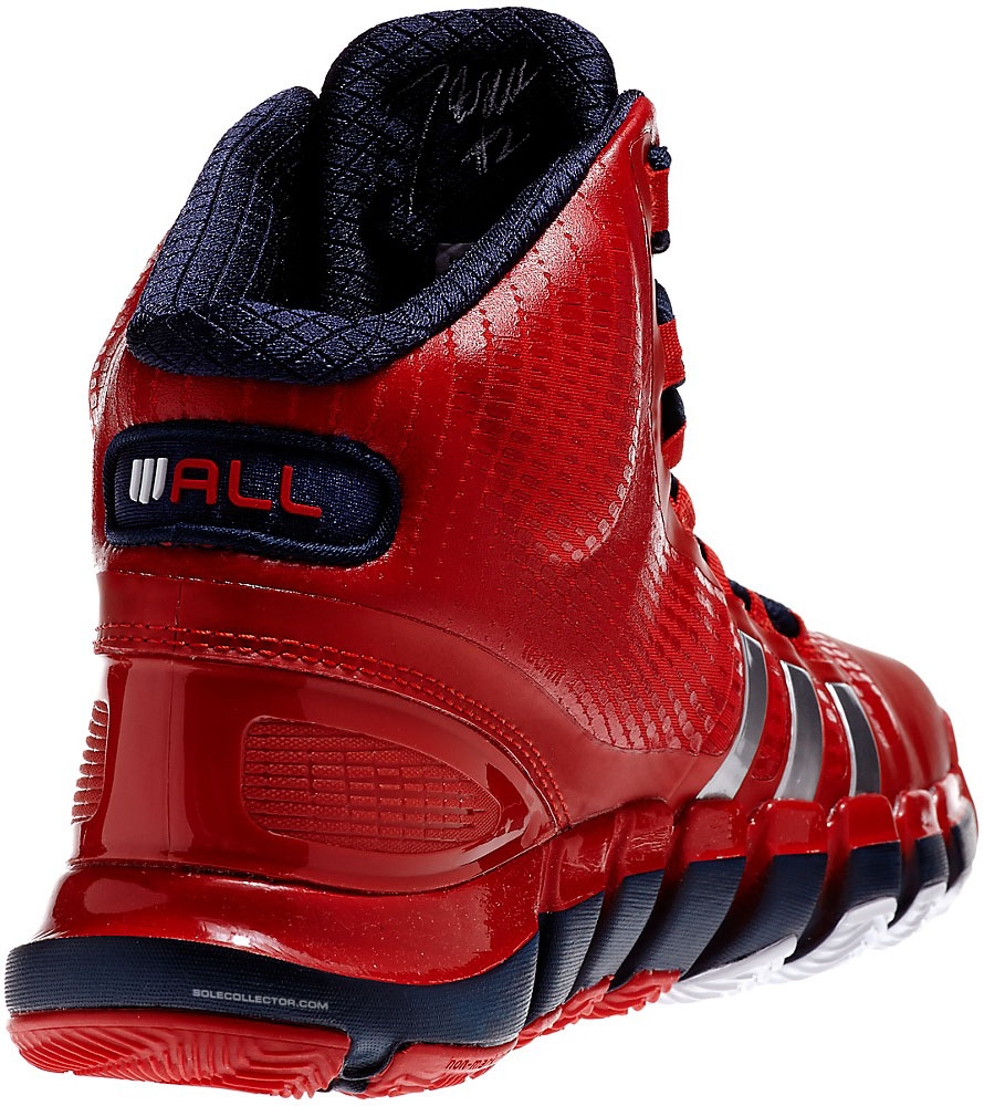 adidas Crazyquick John Wall Red PE G98225 (3)