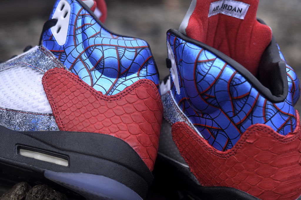 JBF Customs x Sekure D - Air Jordan 5 Cobra Commander (4)