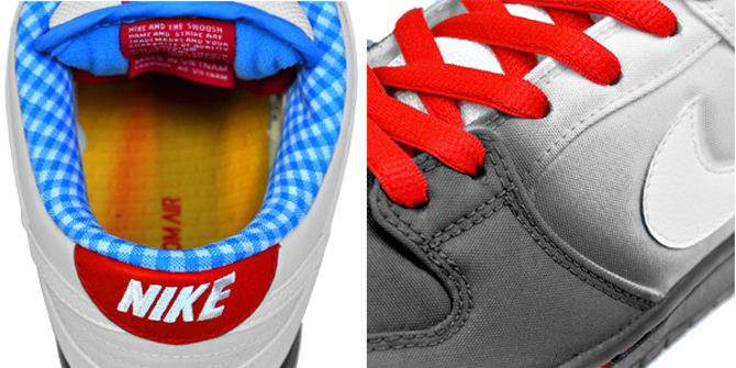 online store 6825d 4c968 Travel the Yellow Brick Road in These Dunks | Sole Collector