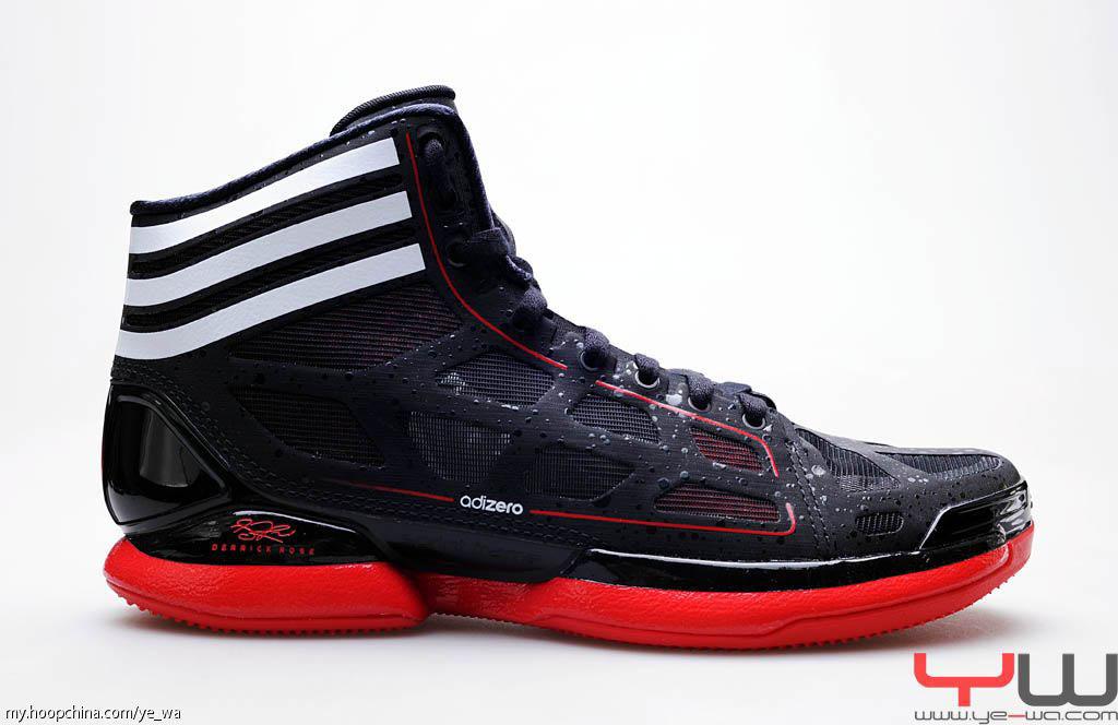 adidas adizero crazy light quotderrick rosequot detailed