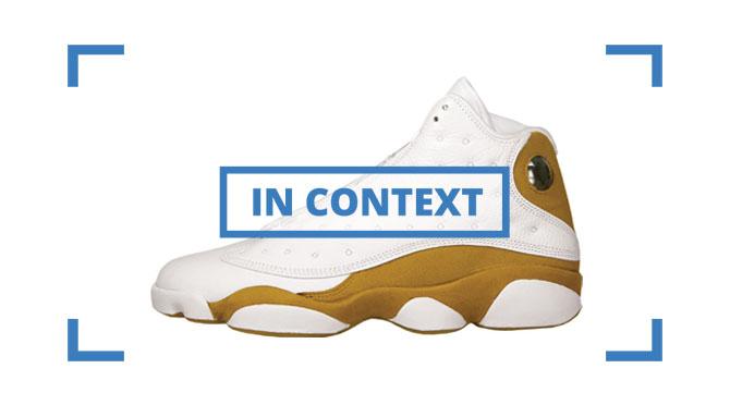 In Context: The \u0026#39;Wheat\u0026#39; Air Jordan 13 Retro