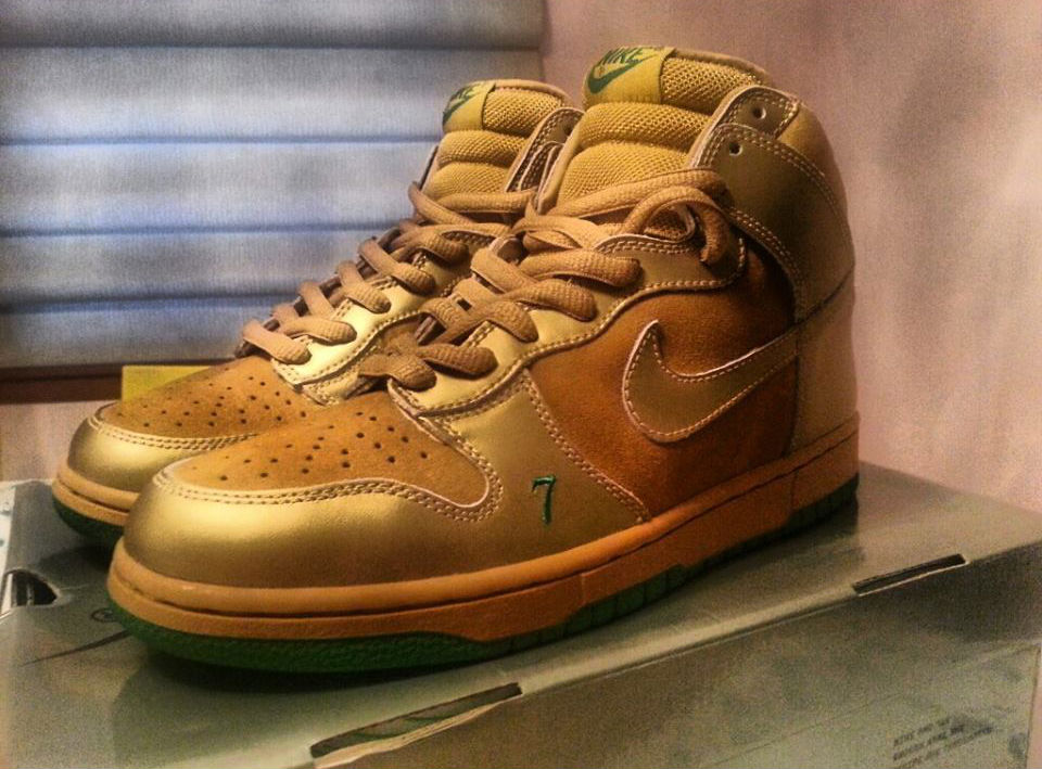 Spotlight // Pickups of the Week 7.21.13 - Nike Dunk High SB Lucky by zerimar22