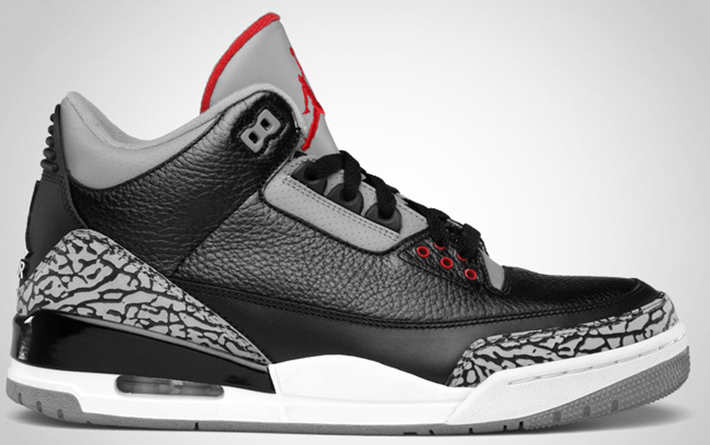 jordan retro three