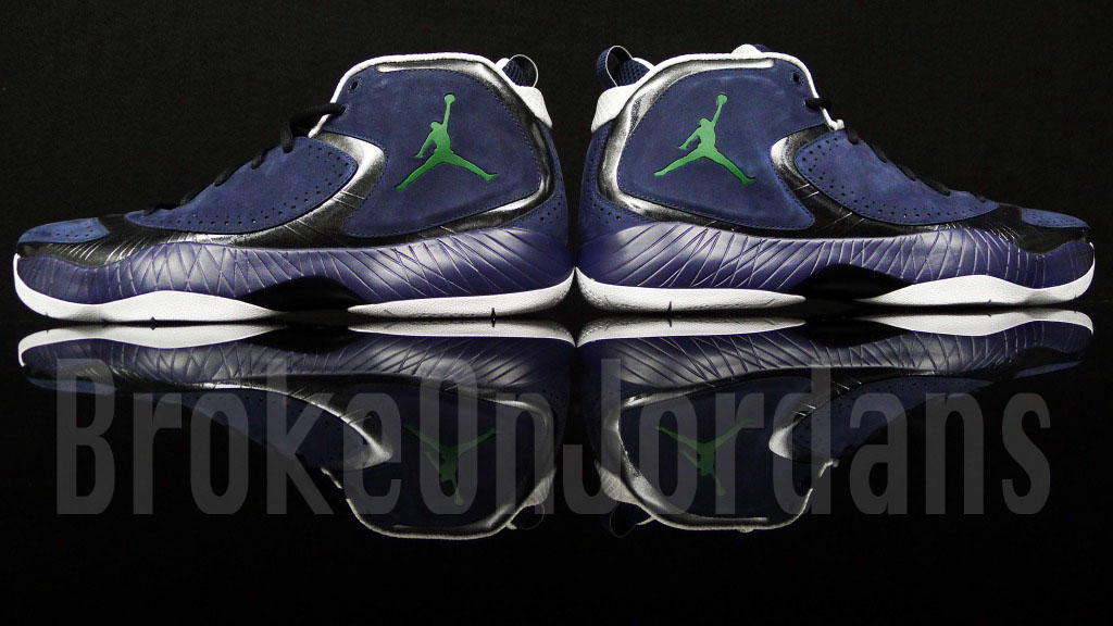 Air Jordan 2012 Josh Howard PE (1)