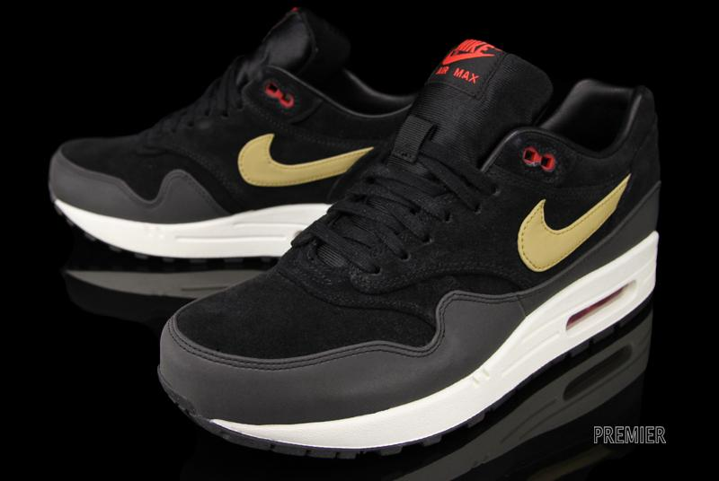 1 Collector Premium Hyper RedSole Max Blackmetallic Nike Gold Air 3jLAq54R