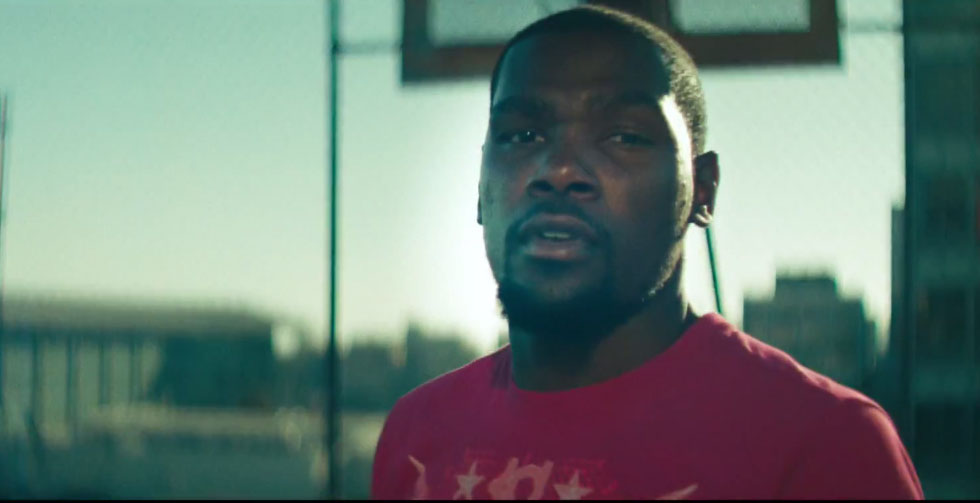 e7faa79400c7 Foot Locker   Nike Present  Be The Baddest  featuring Kevin Durant ...