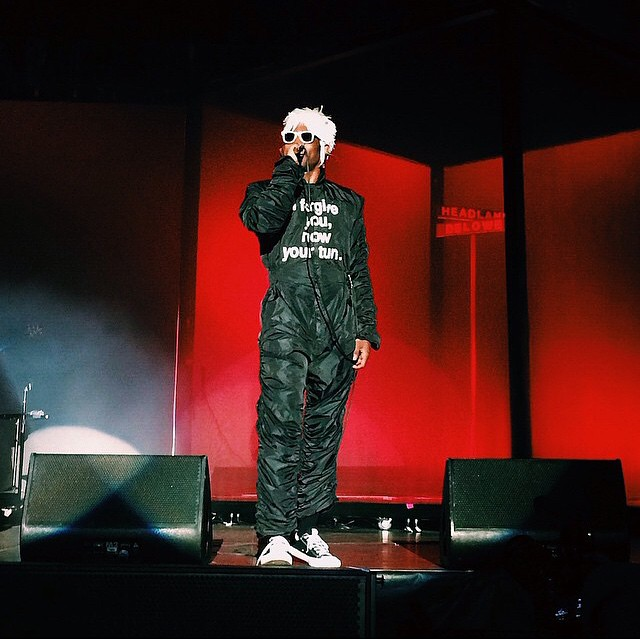Andre 3000 wearing Converse Chuck Taylor All Star
