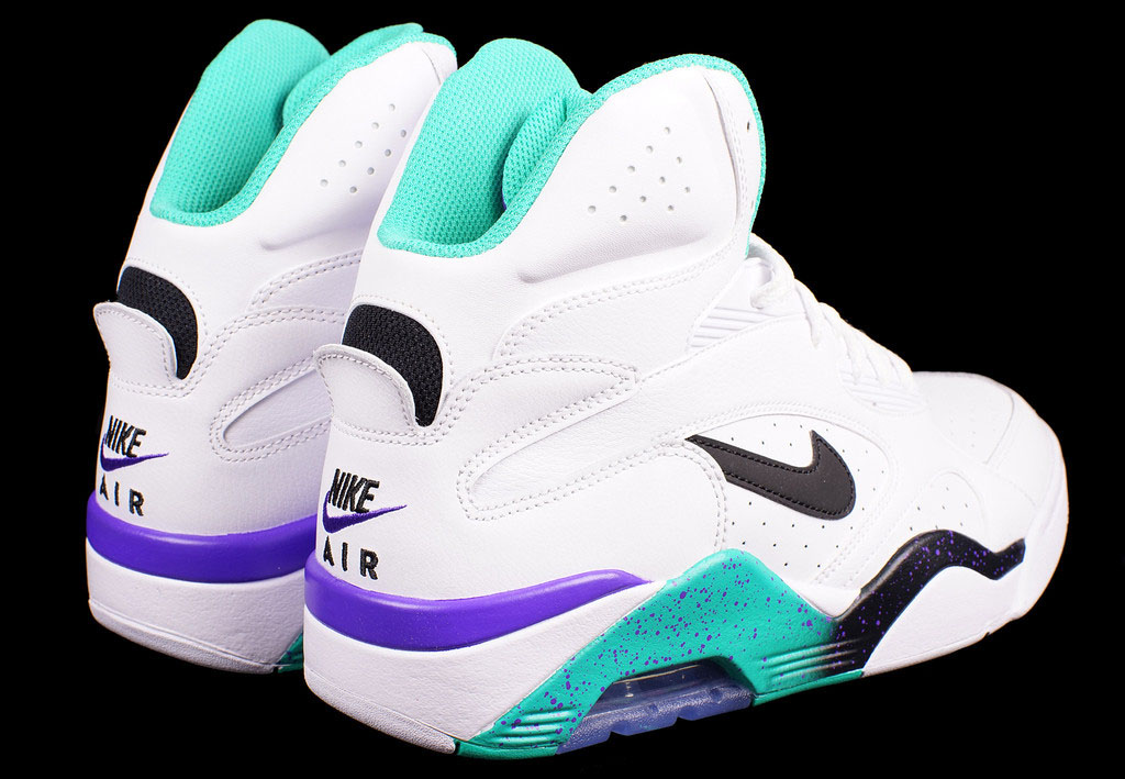 ea23d6adff Nike Air Force 180 Mid 'Grape' | Sole Collector