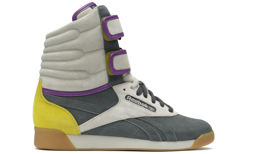 Alicia Keys x Reebok Classics Double Bubble Tribal (2)